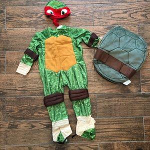 Teenage Ninja Turtle Raphael Halloween Costume